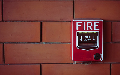 F-80 Coordinator for Fire Safety and Alarm Systems in Homeless Shelters