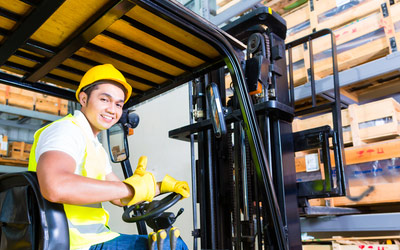 Forklift Operations Training