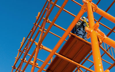 32 Hour Supported Scaffold Installer/Remover