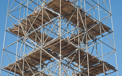 4 Hour Supported Scaffold User & Refresher Course