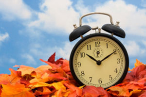 Daylight Savings Fall