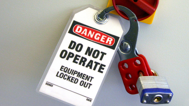 Lockout/Tagout(LOTO) & Safety Compliance | TSC Training
