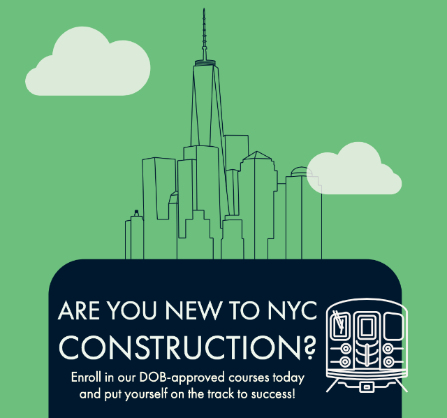 New to NYC Construction